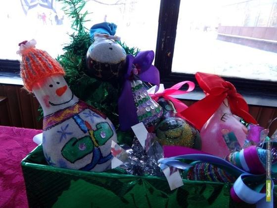 Студенты-тихмовцы смастерят новогодние игрушки