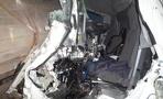 На М6 «Каспий» столкнулись два грузовика