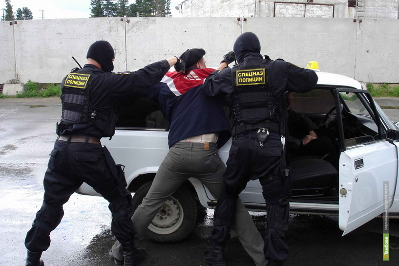 Тамбовские милиционеры задержали подозреваевых в квартирных кражах