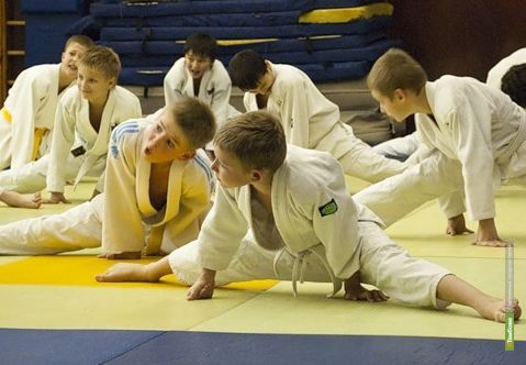 В Тамбове на татами встретятся юные дзюдоисты