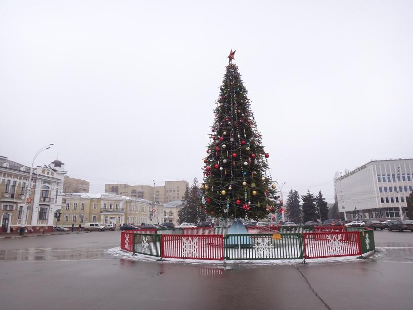 Тамбовчан ожидает насыщенная новогодняя программа
