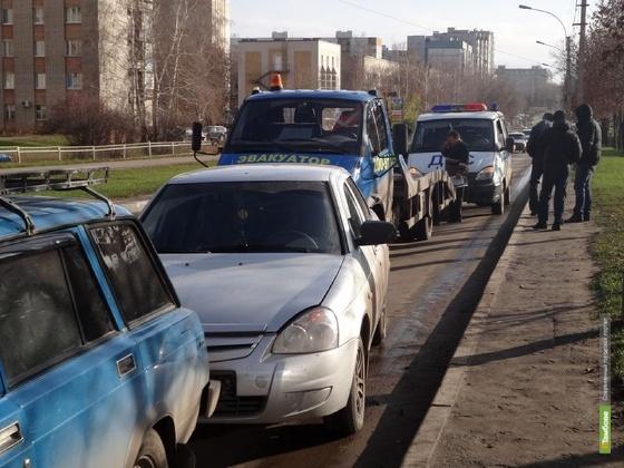 За неделю дороги Тамбовщины унесли жизнь семи человек