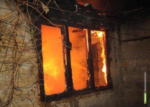 Пожар в Моршанском районе привёл к гибели человека
