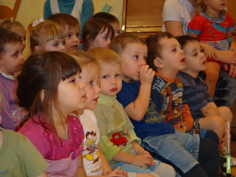 Детские сады на Тамбовщине будут строить в кредит