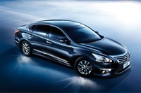 Nissan начнет сборку Teana в России в 2014 году
