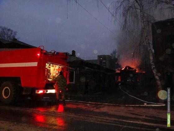 80-летняя жительница Жердевки погибла на пожаре