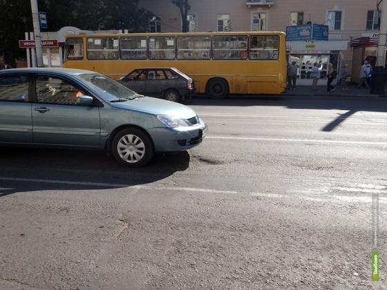 На Тамбовщине самые чадящие автомобили