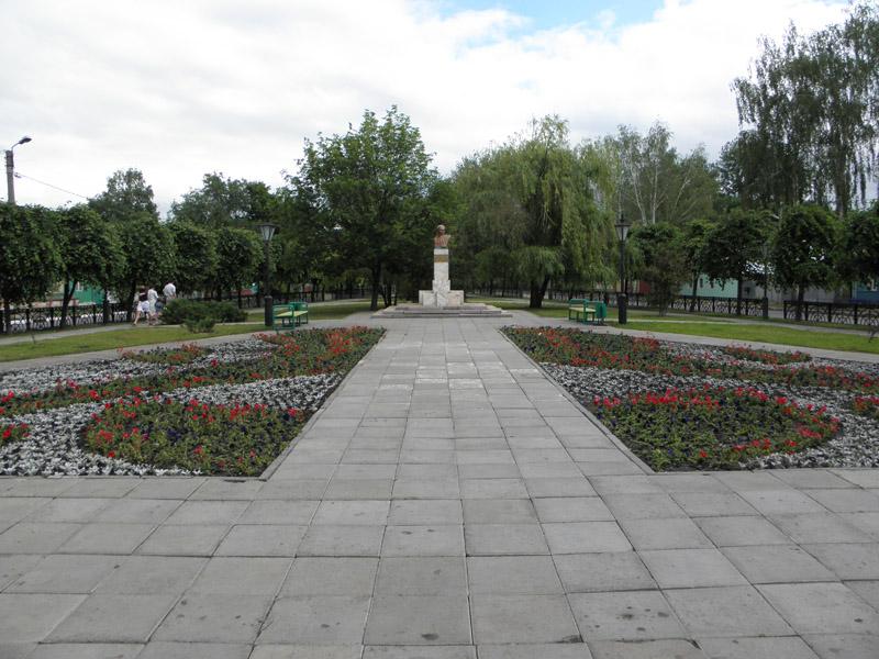 В Тамбове устроят праздник в сквере Лермонтова