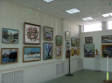 В тамбовском Доме художников стартовал арт-проект «Воспоминание»