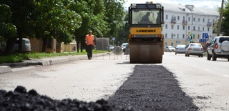 В 2016 году в Тамбове удалось завершить ремонт всех запланированных улиц