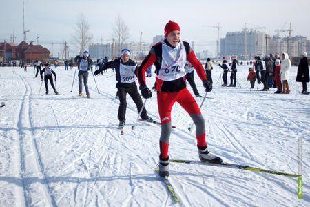 «Лыжня России» принесла тамбовчанам массу приятных эмоций