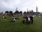 Тысячи тамбовчан отметили День молодёжи на площади Музыки