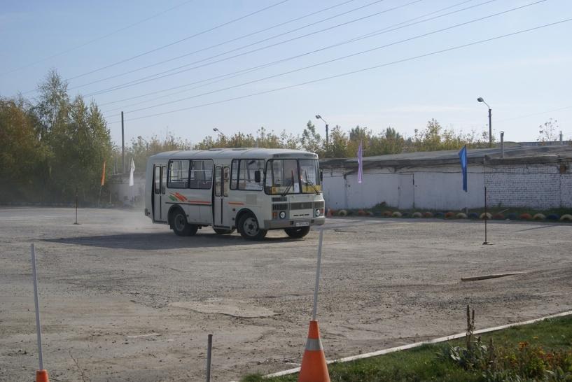 В Тамбове шофёры посоревновались в профмастерстве