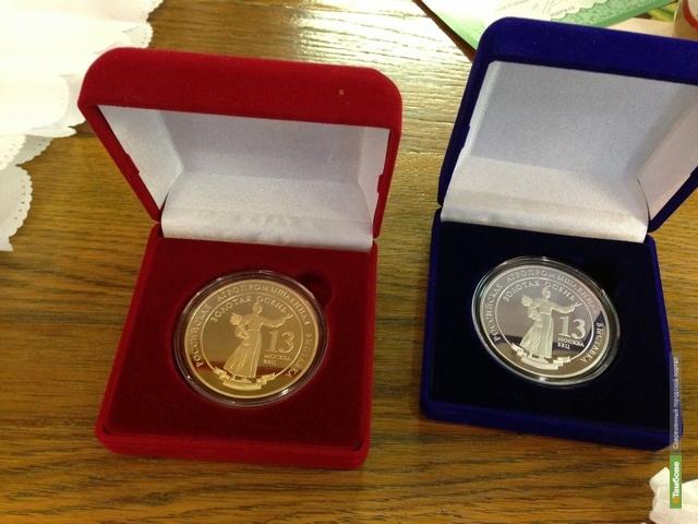 Тамбовские предприятия привезли медали с агропромышленной выставки «Золотая осень-2013»