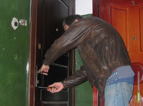 Тамбовские милиционеры задержали квартирных воров