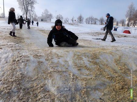 Тамбовчан ждет морозный уикенд