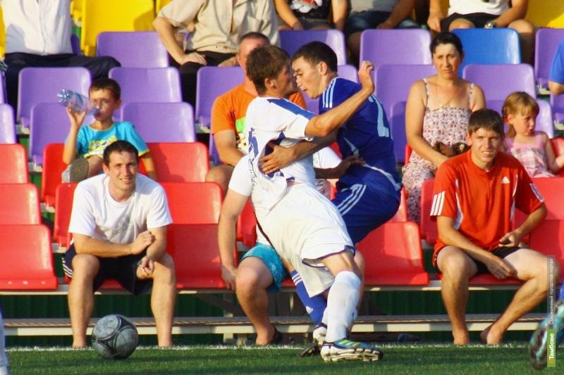 «Академия футбола» будет играть во Втором дивизионе