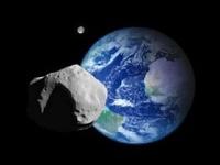 Опасный астероид сегодня разминется с Землей