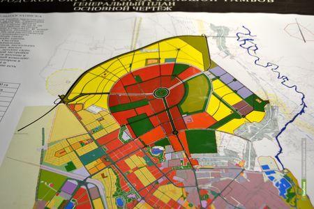 Карта Нового Тамбова появилась в свободном доступе