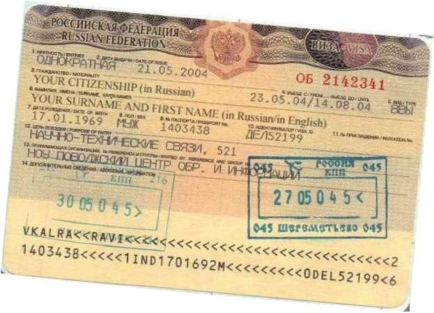 В Госдуме предлагают выдавать визы с учетом «национальных интересов России»