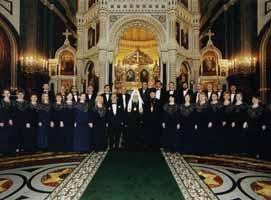 Перед тамбовчанами выступит главный церковный хор страны