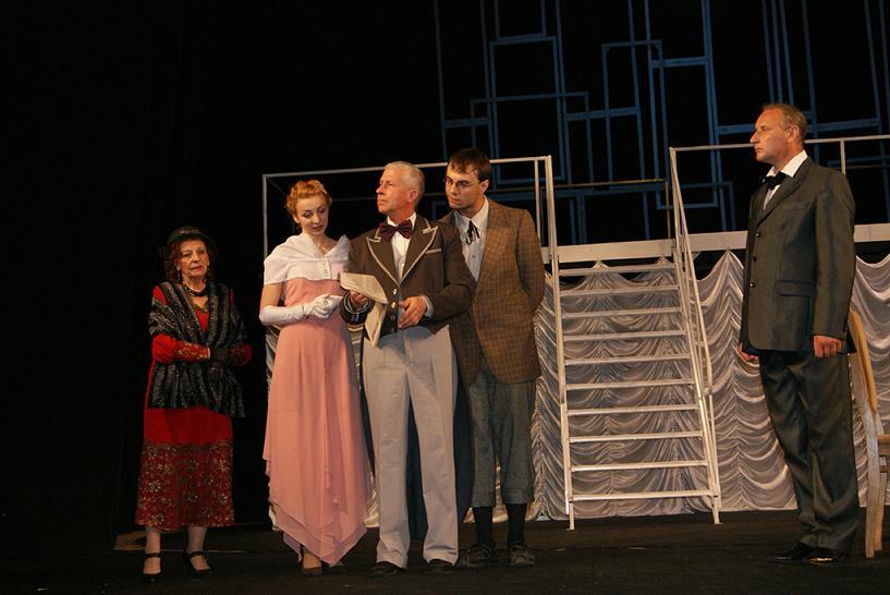 Мичуринский драмтеатр откроет сезон постановкой Николая Елесина