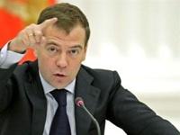 Медведев выбрал помощников для главы МВД