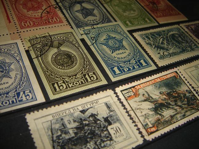 Выставку марок посвятят Победе в Великой Отечественной войне