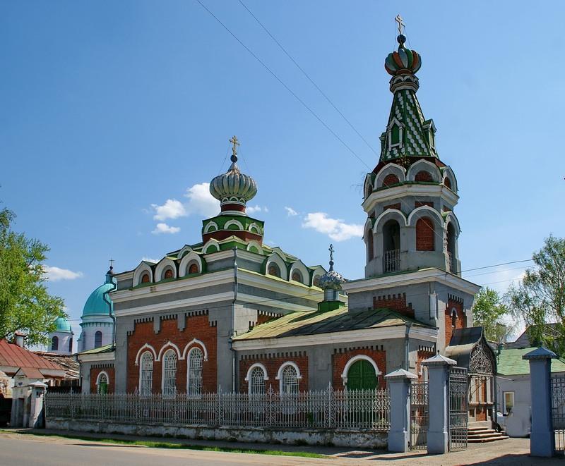 Моршанский храм Успения Пресвятой Богородицы вернули верующим