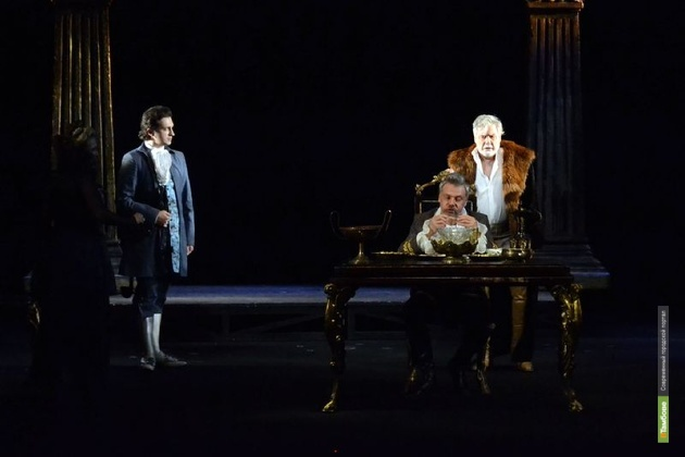 На тамбовской сцене оживет произведение Шекспира