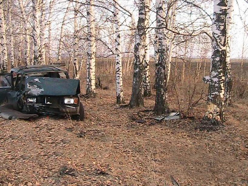 В Сосновском районе в ДТП один человек погиб и три пострадали