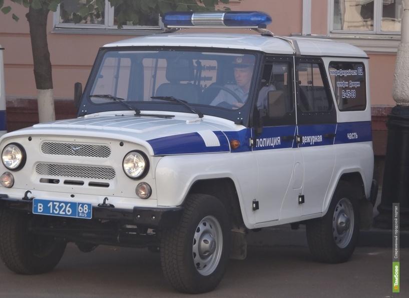 Трое молодых парней попались на кражах из авто