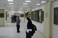 В Доме художников покажут тамбовские пейзажи Кудрявцева