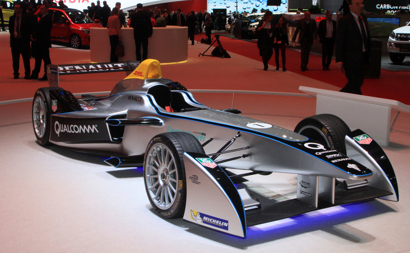 Гонку чемпионата Formula E везут в Россию
