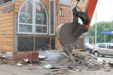 Незаконные постройки ненадлежащего вида «уберут» с центральных улиц Тамбова
