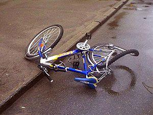В Тамбове малолетний велосипедист попал под колёса «легковушки»