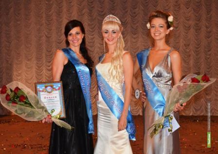 Тамбовчанка вернулась с конкурса «Мисс МЧС» с наградой