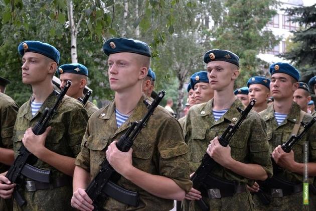 Военные комиссары Тамбова подсчитали число уклонистов