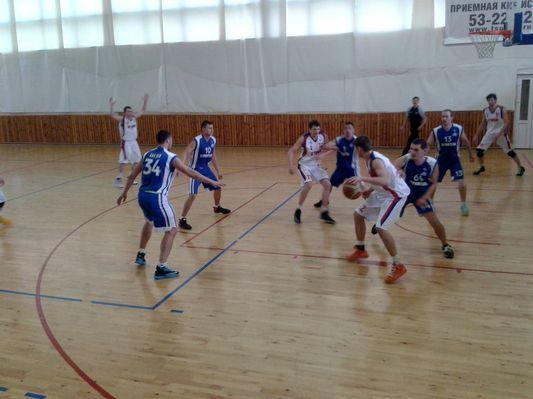 БК «Тамбов» выиграл решающий матч у БК «Строитель»