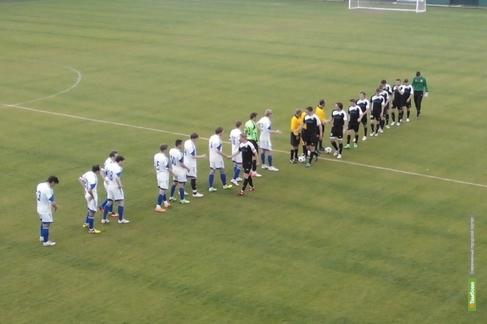 Тамбовские футболисты не смогли одолеть «сибиряков»