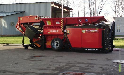 Измельчать мусор в Тамбове будут по немецким технологиям
