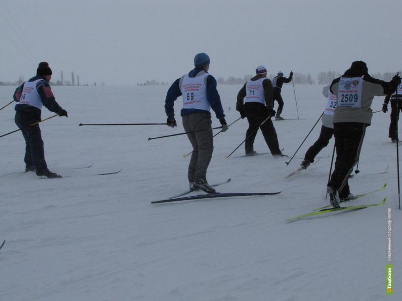 Под Тамбовом на старт выйдут чемпионы мира по ориентированию на лыжах