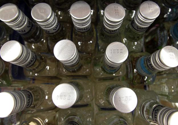 В Тамбове в одном из магазинов продавался контрафактный алкоголь