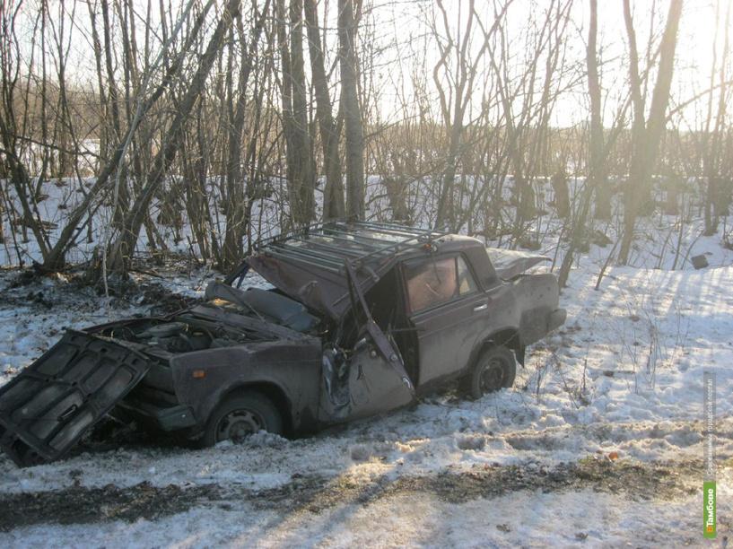 За неделю на тамбовских дорогах погибли четыре человека