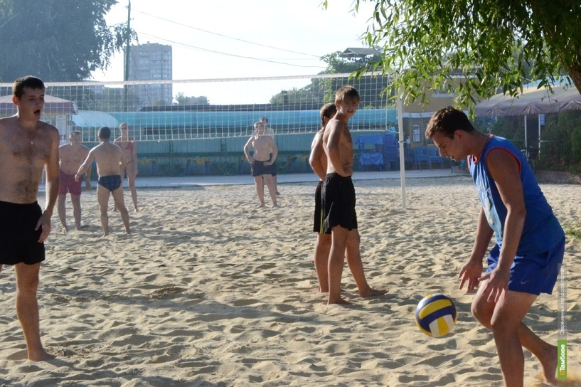 Кубок Мучкапа увезли волейболисты из Балашова