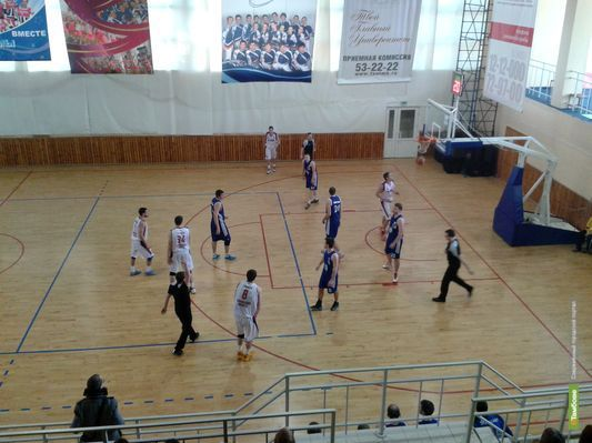 БК «Тамбов» и во второй игре победил БК «Динамо-Ставрополь»