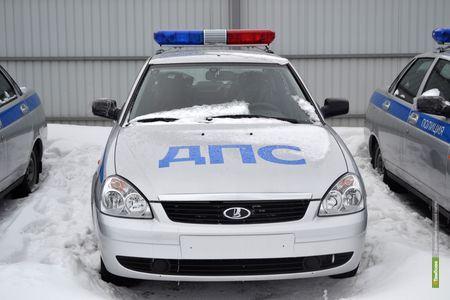 У тамбовских полицейских появятся новые супермашины