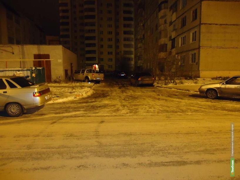 В Тамбове под колесами авто пострадала 16-летняя девушка