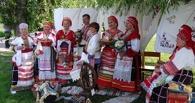 Ансамбль «Тальяночка» стал лауреатом II степени Всероссийского фольклорного фестиваля