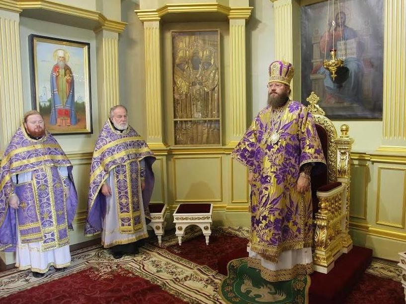 Православный крест из Черногории прибыл в Тамбов